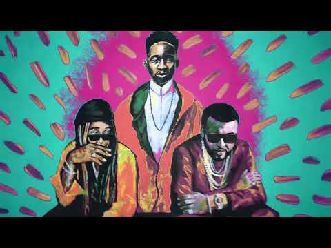 Mr Eazi & Major Lazer ft. French Montana, Ty Dolla Sign - Leg Over (Remix)
