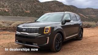 2020 Kia Telluride: First drive review