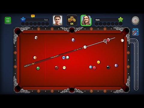 8 ball pool video