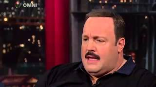 Kevin James on Late Show With David Letterman April 2015 Full Interview