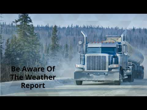 Tips For Semi Trucks Driving In High Winds