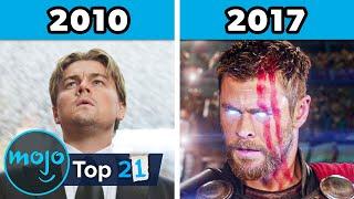 Top 21 Most Badass Movie Scenes of Each Year (2000 - 2020)