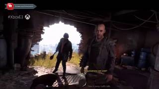 Dying Light 2 | World Premiere Gameplay Demo | E3 2018