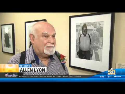 Belmont Village Cardiff - Portraits of Service KFMB TV