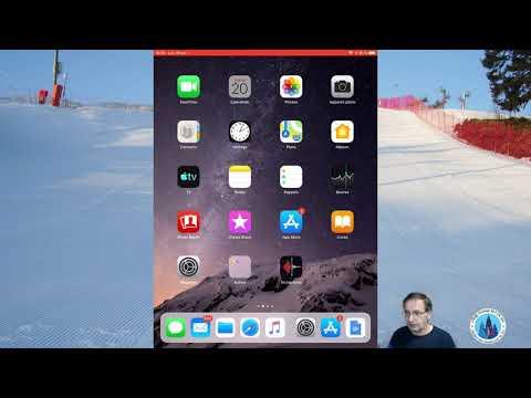 Télécharger un ou plusieurs agendas de skivosges.net sur son iPhone ou iPad (iOS)