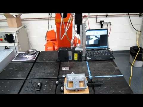 Laser Scanning of Sealant Beads