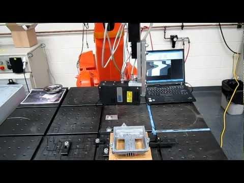 Laser Scanning of Sealant Beads