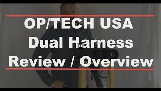 Dual Harness Camera review OP/TECH USA