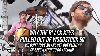 Why The Black Keys Pulled Out of Woodstock 50