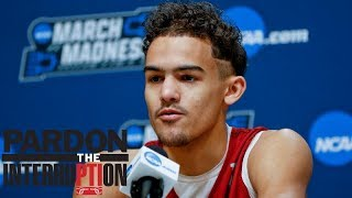 Mike Wilbon on Trae Young: 'Maybe this kid's got a chance to be a rotation player'   PTI   ESPN