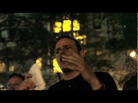Occupy Wall Street - 5 Minutes of Slow Motion Video - September 17