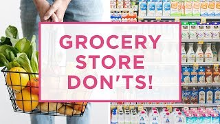 10 Things You Should Never Buy At The Grocery Store