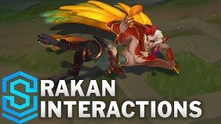 Rakan Special Interactions