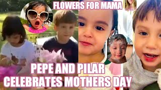 PEPE and PILAR CELEBRATES MOTHERS DAY | PEPE AND PILAR LATEST VIDEO |ALL OUT CELEBRITY ENTERTAINMENT