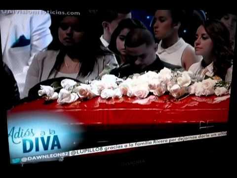 Funeral de Jenni Rivera
