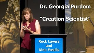 Rocks And Fossils With Dr. Georgia Purdom