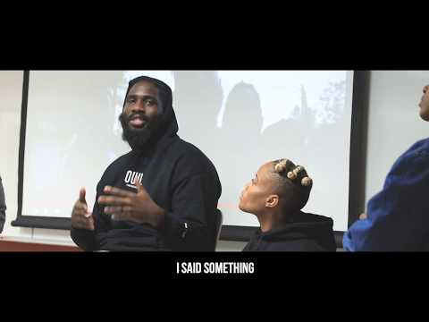 TALKIN BOUT WHAT DRIVES MY MUSIC AT TEMPLE UNIVERSITY