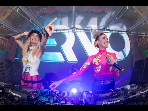 NERVO at Tomorrowland Belgium 2016