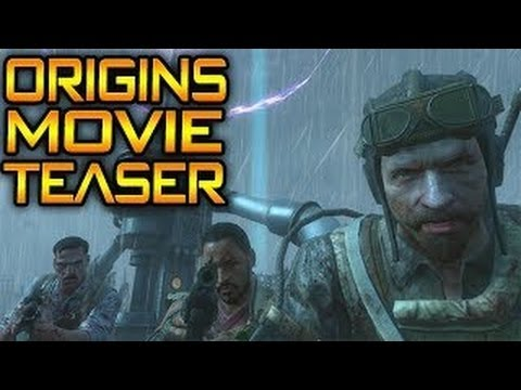 Call Of Duty: Zombies Movie Teaser - Black Ops 2 Origins Movie Trailer - Smashpipe Games