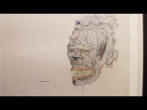 Basquiat Exhibition 2017 Chiostro del Bramante