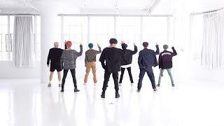 [CHOREOGRAPHY] BTS (방탄소년단) '작은 것들을 위한 시 (Boy With Luv)' Dance Practice