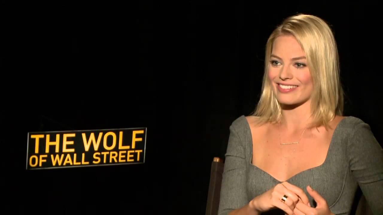 "The Wolf of Wall Street: Margot Robbie ""Naomi Lapaglia ..."