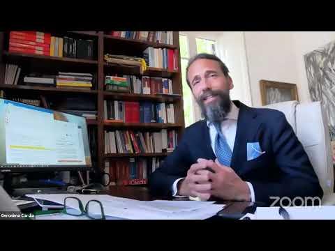 """Webinar """"Analisi dell'impatto sociale del settore del gioco pubblico nel Lazio"""""""