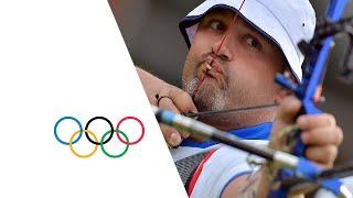 Italy Win Archery Team Gold - London 2012 Olympics