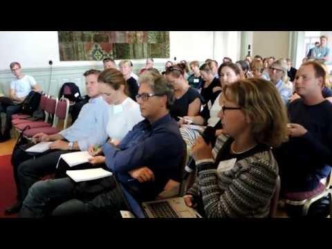 Möte om innovationer i hållbar stadsutveckling