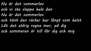 Hej sommar (Hey, Brother cover)