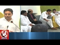 Ministers KTR, Pocharam Srinivas Launches Innovation Hub & I Hub In ICRISAT