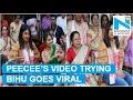 Priyanka Chopra tries her luck in Bihu dance