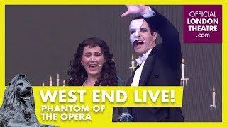 West End LIVE 2018: The Phantom Of The Opera