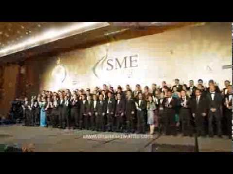 SME One Asia Awards 2013 Trailer