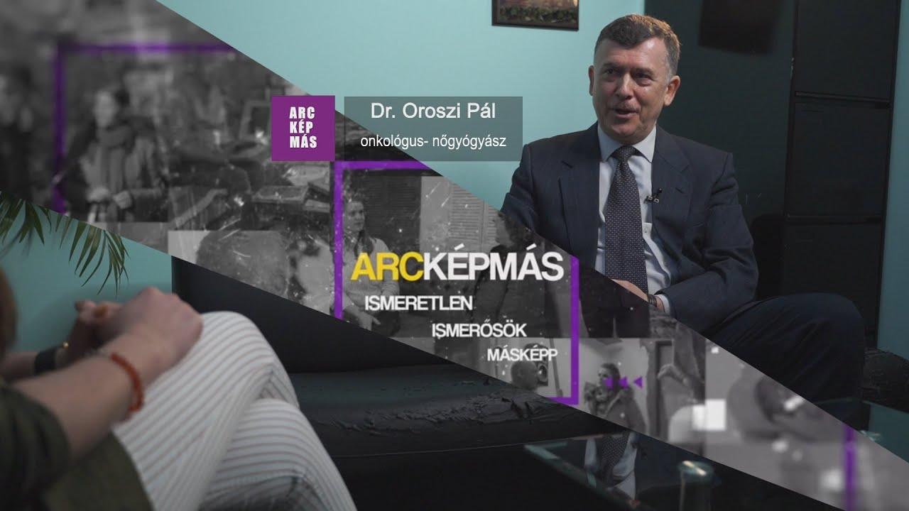 Arcképmás 57.adás - Dr. Oroszi Pál (2021.02.06.)