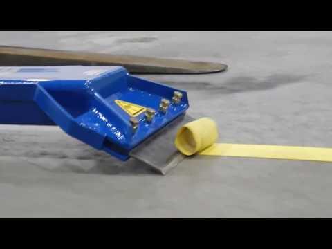 Forklift Scraper PG 10528