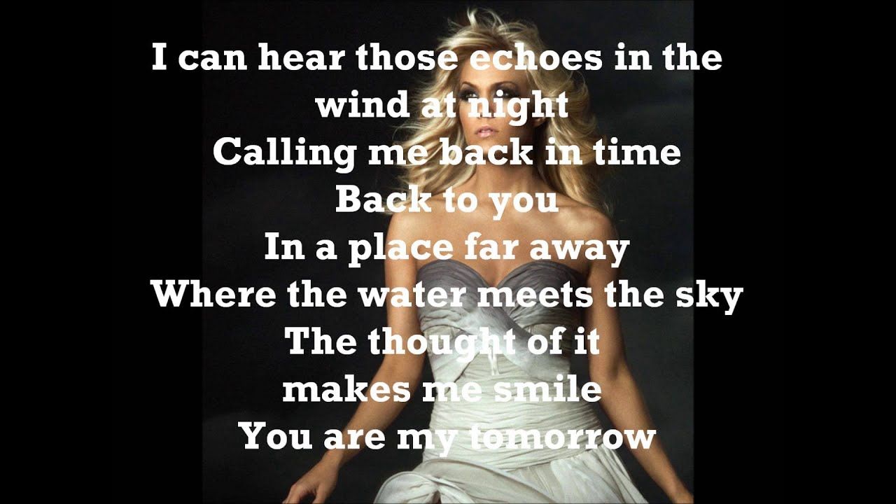 carrie underwood lyrics tumblr - photo #3
