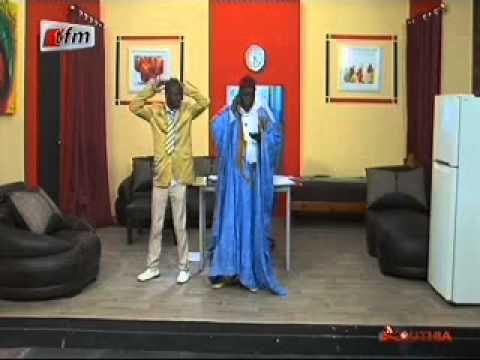 Kouthia Show - Abdoulaye Wade - 10 Octobre 2014