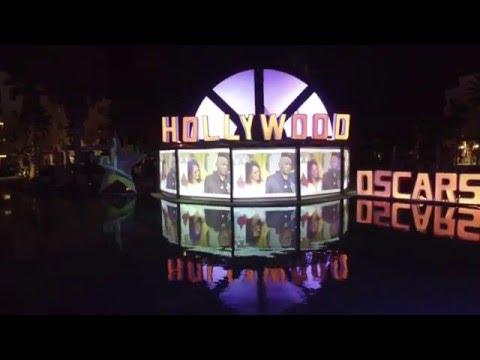 Secrets Playa Mujeres Oscars 2016