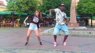 Afro fusion by Kasia Jukowska & Switch, J Martins - Dance 4 me