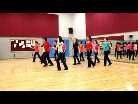 Rock & Roll King - Line Dance (Dance & Teach in English & 中文)