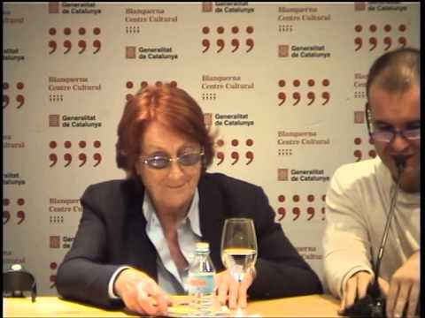 'Cien años de Joan Vinyoli. Poeta europeo' parte 1