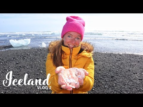 Southwest Iceland Road Trip Day 2: from Jokulsarlon to Hella; glaciers & vikings