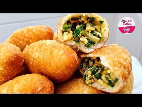 Несколько дней уже готовлю на все праздники! Самые знаменитые русские пирожки   Еда на любой вкус photo