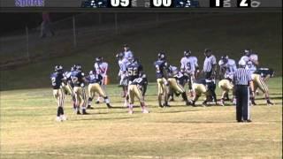 Douglas County VS Paulding County Football 10-28-2011