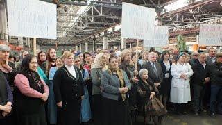 Рабочие завода «Авиаагрегат» вступились за своего директора (Дагестан)