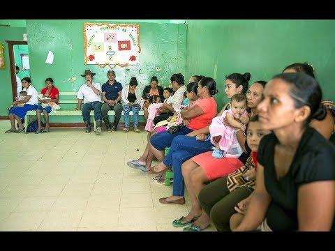 Kirurgi åt folket: Nicaragua
