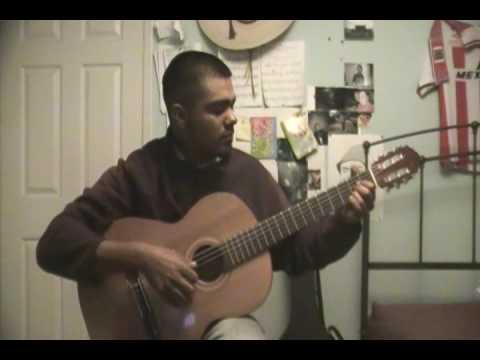 Noche de Ronda (instrumental guitarra) mexican style