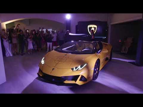 Lamborghini Lounge Porto Cervo - 2019