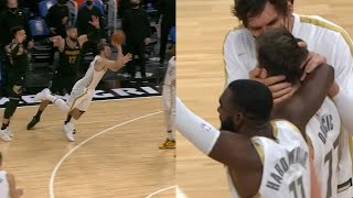 Luka Doncic hits UNREAL game winner vs Grizzlies